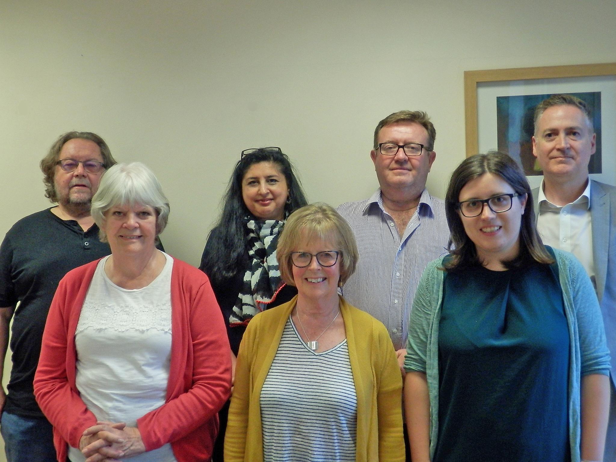 Barnet Mencap's Board of Directors