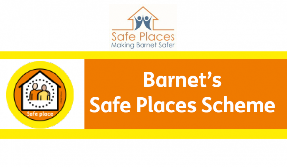 Safe Places Header
