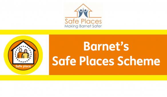 Safe Places Header